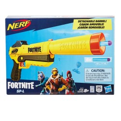Fortnite SP-L Nerf Elite Dart Blaster Toy Weapon Fortnite SP-L Nerf Elite E6717 NERF 359,00 kr