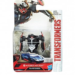 Transformers Legion Class Autobot Hot Rod 7cm Legion Class Autobot Hot Rod 7cm Transformers 159,00 kr