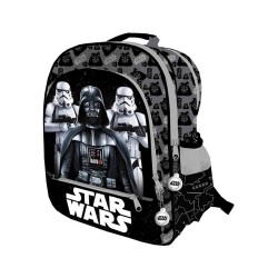 Star Wars Backpack School Bag With Darth Vader 41x34x18cm