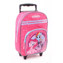 My Little Pony Trolley Travel Bag Backpack 38x28x16 cm