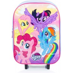 My Little Pony Trolley Travel Bag 38x28x11cm