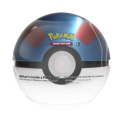 Pokemon - Poke Ball 2019 Tin BLUE/WHITE