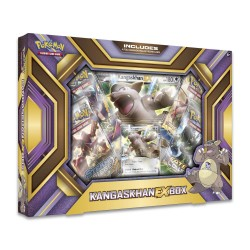 Pokemon TCG Kangaskhan-Gx Box Card Game