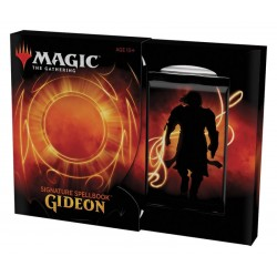 Magic The Gathering - Signature Spellbook - Gideon MTG Spellbook Gideon 76395 Magic The Gathering 259,00 kr
