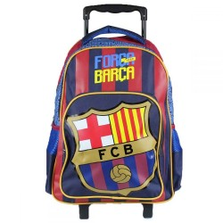 Barcelona Trolley Travel Bag Detachable Backpack 43x32x18 cm