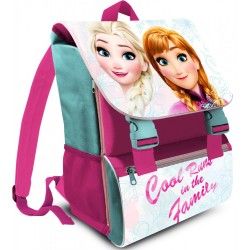 Disney Frozen Backpack With Anna Elsa 41 x 28 x 20cm