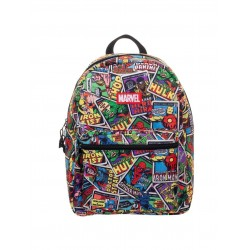 Marvel Avengers Hero Card All Over Print Backpack School Bag 42x30x11cm