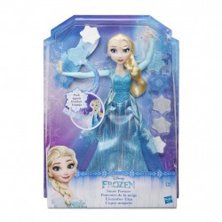 Disney Frozen Snow Powers Elsa Doll 30cm