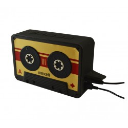 Maxell BT90 Retro Cassette Bluetooth v4.1 Speaker Guld/Svart