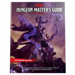 Dungeons & Dragons RPG - Dungeon Master's Guide D&D BOOK Dungeon Master Guide 96 D&D Dungeons & Dragons 599,00 kr