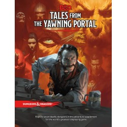 Dungeons & Dragons RPG - Tales From the Yawning Portal BOOK D&D Tales Yawning Portal 9 D&D Dungeons & Dragons 629,00 kr