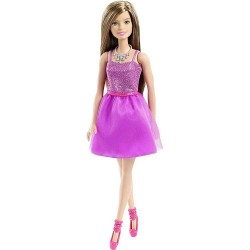 Barbie Glitz Fashion Doll 29cm Purple