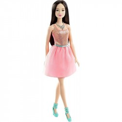 Barbie Glitz Fashion Doll 29cm Light Pink