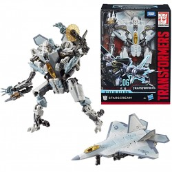 Transformers Studio Series 06 Voyager Class Movie 1 Starscream E0774 Starscream Transformers 599,00 kr product_reduction_percent