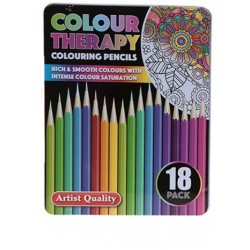 Colour Therapy 18-Pack Färg Pennor, Måla, Rita, Relax 384045 18 Pennor PMS 119,00 kr product_reduction_percent