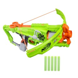 NERF Zombie Strike Outbreaker Bow Toy Weapon Nerf Zombie Strike B9093 NERF 399,00 kr
