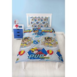 Paw Patrol Super Duvet Cover Bed Bed 135x200 + 48 x 74cm
