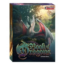 Book of Dragons Tuck Box Card Game Kort Spel Book of Dragons Card Game 96722 Book Of Dragons 229,00 kr