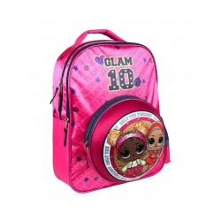 L.O.L. Surprise LOL Glam 3D Backpack School Bag 41x30x11,5cm