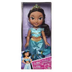 Disney Aladdin Princess Jasmine Fashion Doll Princess 36cm