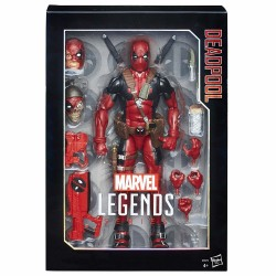 Marvel Legends Series Deadpool Figure Legendarisk Figur 30cm C1474 Marvel Legends Deadpool Marvel 1,179.00