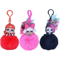 L.O.L. Surprise! LOL 3-pack Pom Pom Nyckelring L.O.L. Surprise! 3-pack Keychain L.O.L. Surprise! 179,00 kr product_reduction_...
