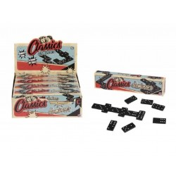 Traditional Games Dominoes 28 Pieces Classics