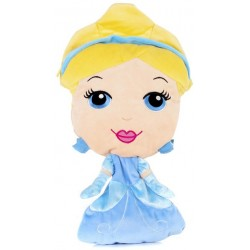 Disney Plush Cinderella Ryggsäck Junior Skolväska 42x22cm Cinderella Plush Backpack 31020 Disney Princess 219,00 kr product_r...