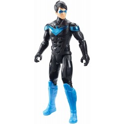 DC Batman Missions True Moves Nightwing Action Figure 30cm