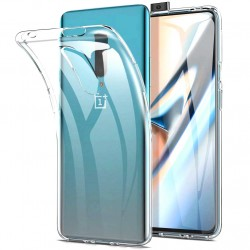 OnePlus 7 Pro Suojakuori Soft TPU Case Ultra Slim Cover Transparent