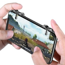 Baseus G9 1 par Fortnite / PUBG mobil kontrol til iPhone / Android L1R1 shooter