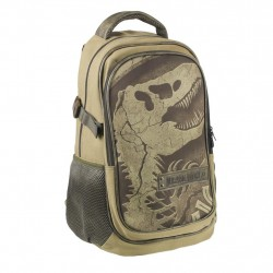 Jurassic World Casual Travel Backpack School Bag 47x31x24cm