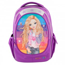 TOPModel Rainbow Christy Ergonomical School Bag Reppu Laukku 43cm