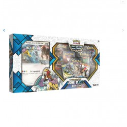 The Pokemon TCG: Legends Of JOHTO-GX Collection Box Kort Spel