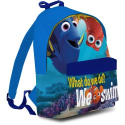 Finding Dory Backpack School Bag 40x30x11cm