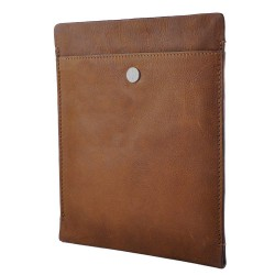 Saddler Kjaerholm Tabletcase Genuine Leather Brown