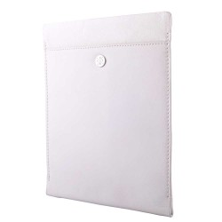Saddler Kjaerholm Tabletcase Genuine Leather White