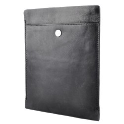 Saddler Kjaerholm Tabletcase Tietokonelaukku Genuine Leather Black