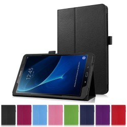 Flip & Stand Smart Case Samsung Galaxy Tab A 10.1 (2016-2018) Cover