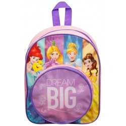 Disney Princess Backpack Reppu Laukku 31x27x10cm