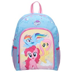 My Little Pony Ponyville Backpack Bag Reppu Laukku 32x29x11cm