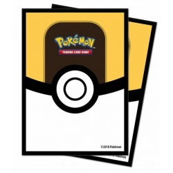 Ultra Pro Deck Protectors Sleeves Pokemon Ultra Ball Design