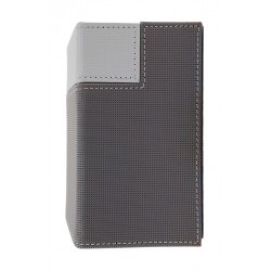 Ultra Pro M2 Deck Box - Dark Silver & Light Silver
