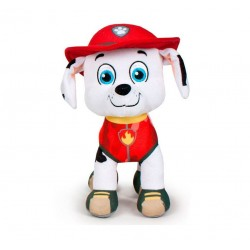 Paw Patrol Jungle Rescue S3 Marshall Plush Toy 27cm