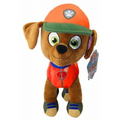 Paw Patrol Jungle Rescue S3 Zuma Plush Toy 27cm