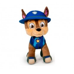 Paw Patrol Jungle Rescue S3 Chase Plush Toy 27cm
