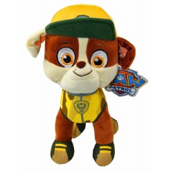 Paw Patrol Jungle Rescue S3 Rubble Plush Toy 27cm