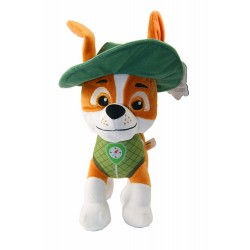 Paw Patrol Jungle Rescue S3 Tracker Legetøjsdyr Plush Soft Ice 27cm
