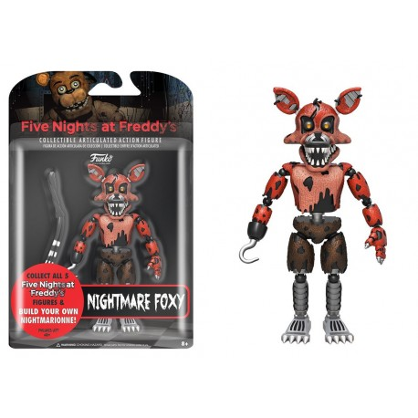 Funko Five Nights at Freddy/'s Nightmare Bonnie Articulated Action Figure 11844