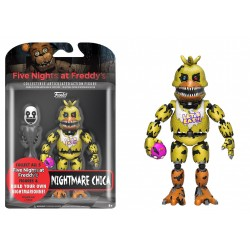 Funko Action Figure Five Nights at Freddy's Nightmare Chica Exclusive FNAF Nightmare Chica Exclusive 11844 Five Nights at Fre...